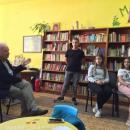 Акад. Людмил Стайков дари 100 тома книги на пещерската библиотека