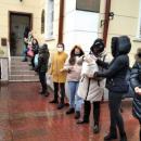 Ученици, родители и учители от Варна