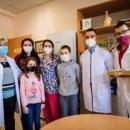 290 гривни за деца с диабет дариха студенти от Медицинския университет във Варна