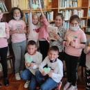 Второкласници от СУ  Вела Благоева отбелязаха Световния ден на благотворителността с редица инициативи